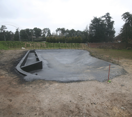 Pond Building Waterproofing Services