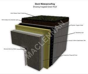 Deck Waterproofing 1