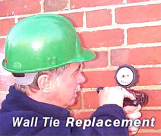 Wall Tie Replacement