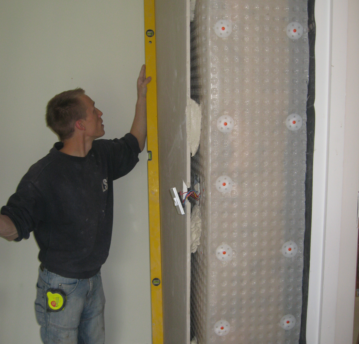 Cavity Membrane System Wiltshire 1