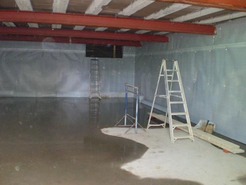 New Basement Build, Guildford, Surrey
