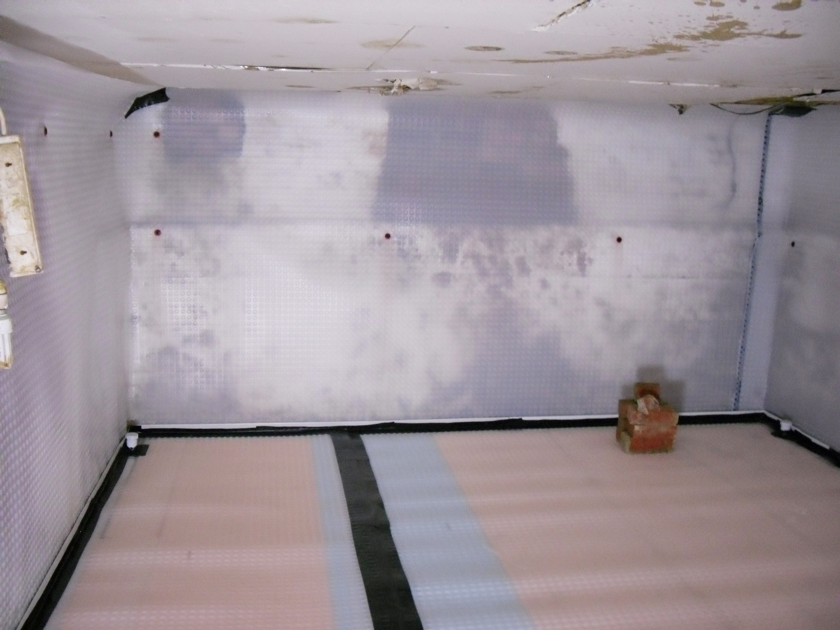Cavity Membrane System Wiltshire 2