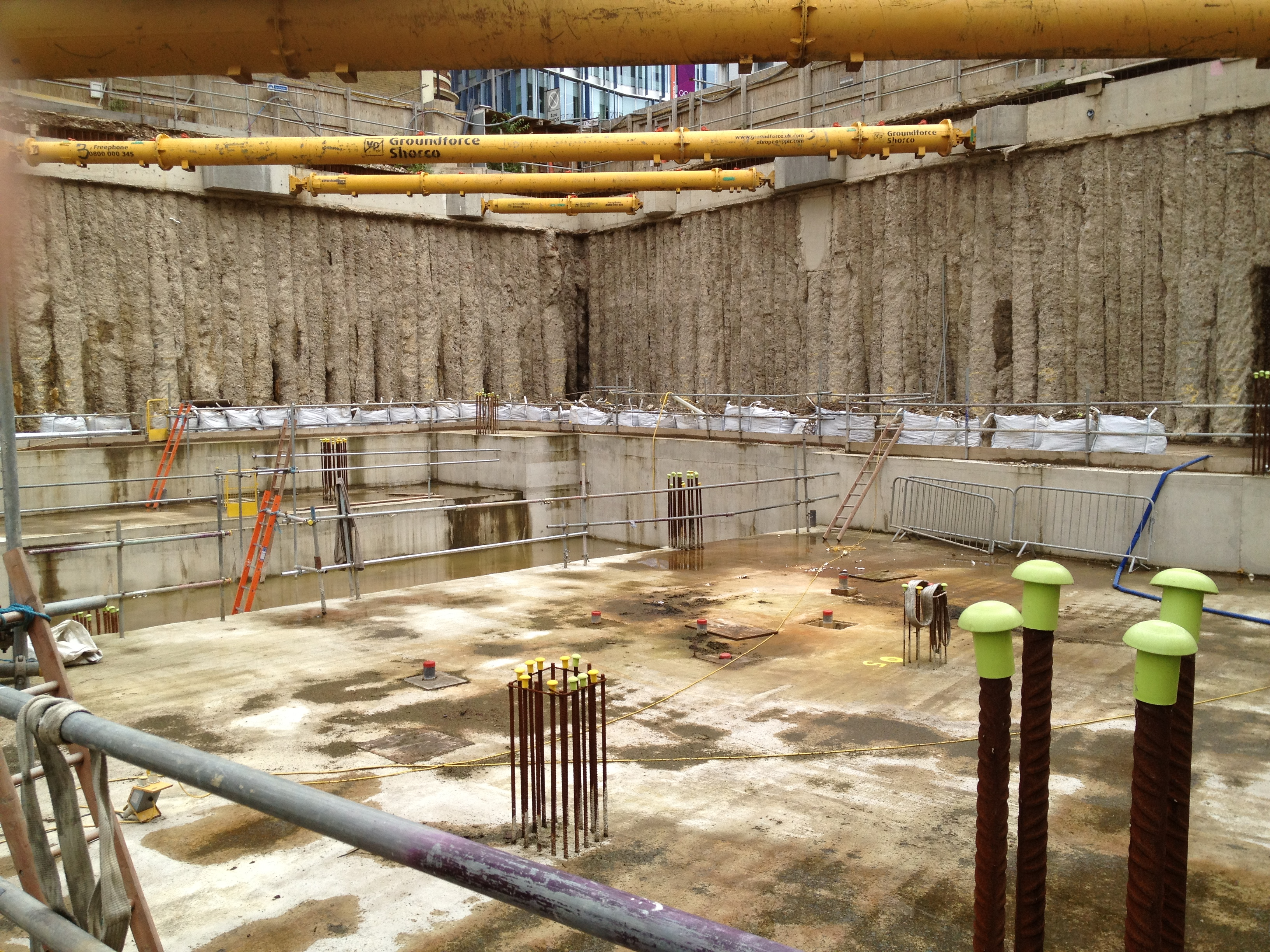 Slurry For Waterproofing Construction Joints In Pools : What you need to know about basement waterproofing design