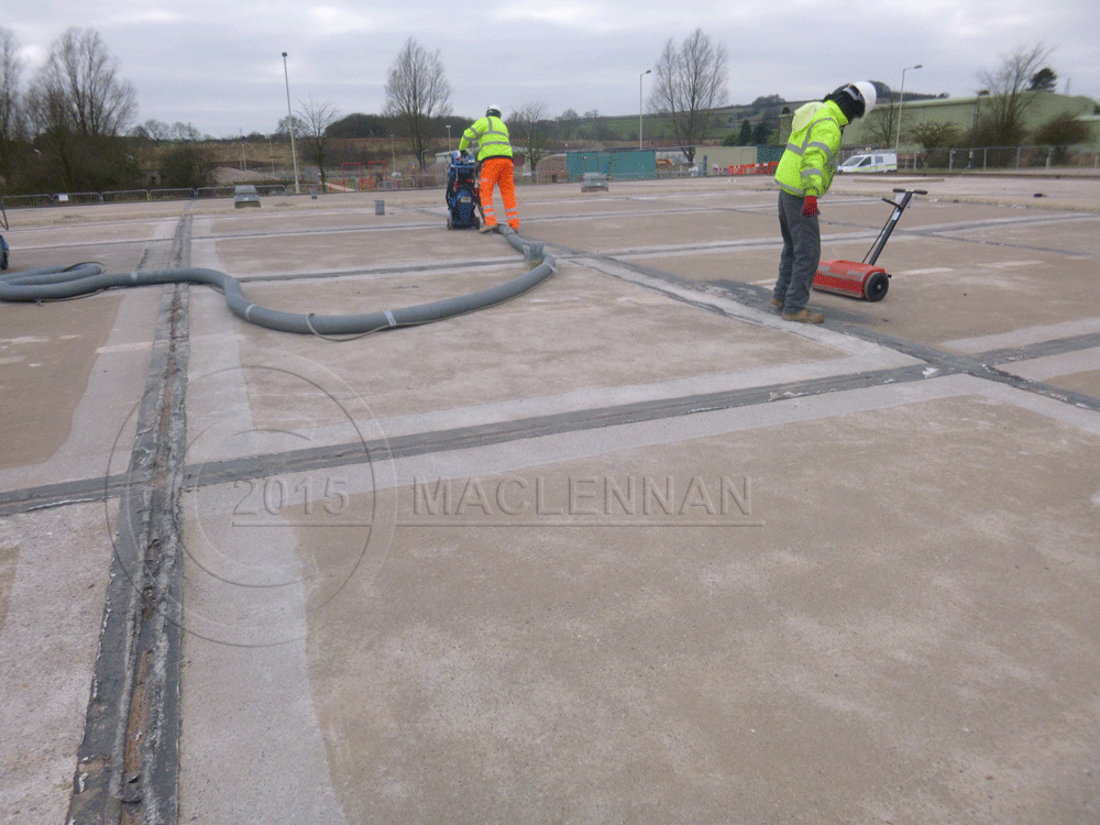Elastomeric Membrane Parking : Deck waterproofing systems coating services