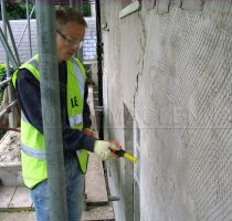 Condensation Damp Proofing
