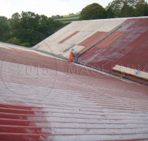 Polyprufe Roof Coating