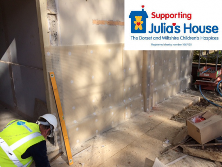 Damp Proofing Cavity Drain Membrane Julias House Devises