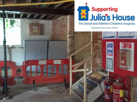 Damp Proofing Julias House Devises