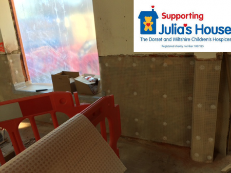 Julias House Devises Damp Proofing