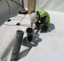 External Preprufe Waterproofing