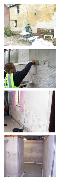 Damp Proofing Images