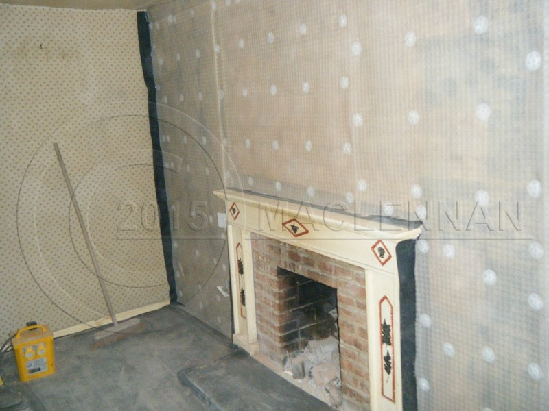 Damp Proofing Cavity Membrane