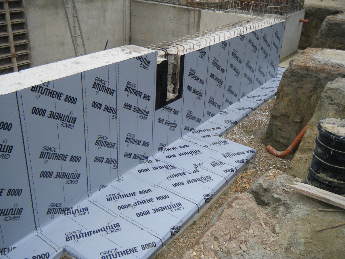 Preprufe Waterproofing Ascot 1