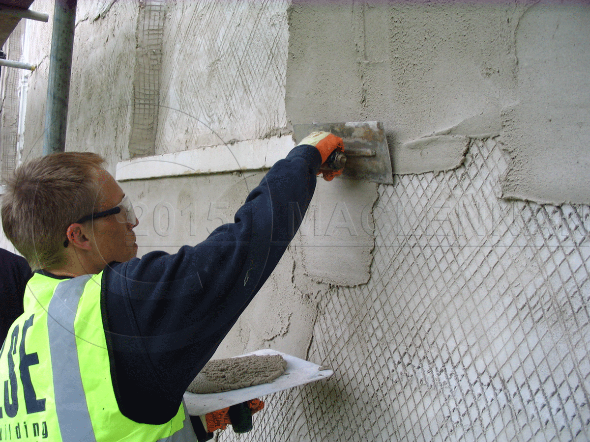 Lime Plaster For Damp Proofing Maclennan