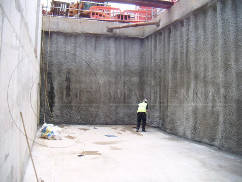 Maclennan Waterproofing Gallery