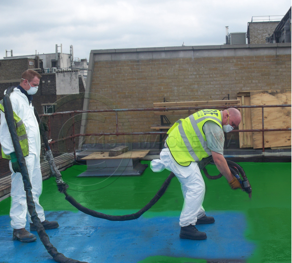 Green Roof Membrane Installation   UK Services