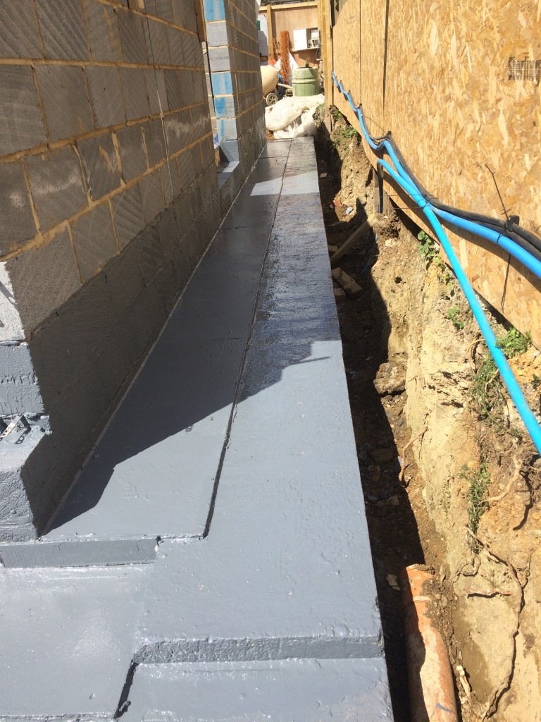 hand applied liquid waterproofing image 3