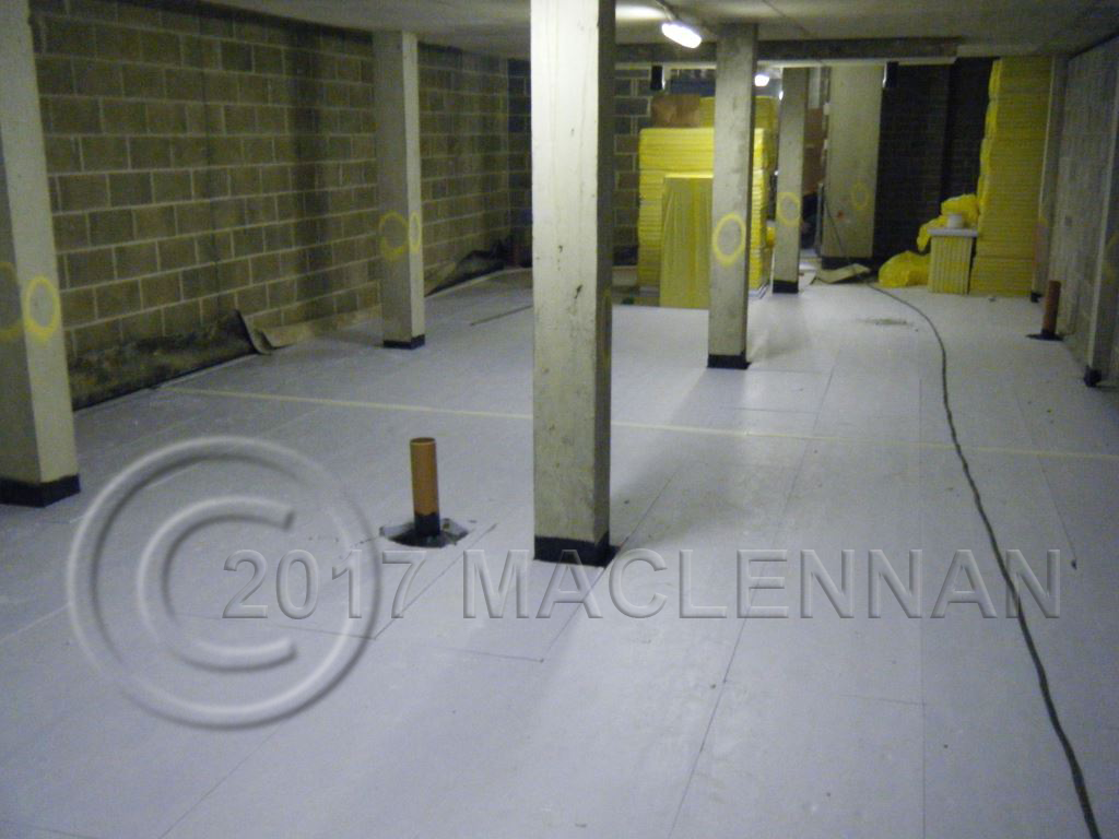 le poussin basement waterproofing