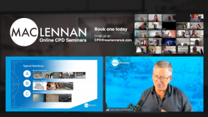 MacLennan's Zoom CPD