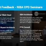MacLennan RIBA CPD Seminars