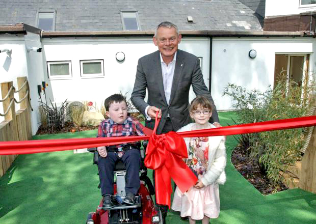 Wilts Hospice opening
