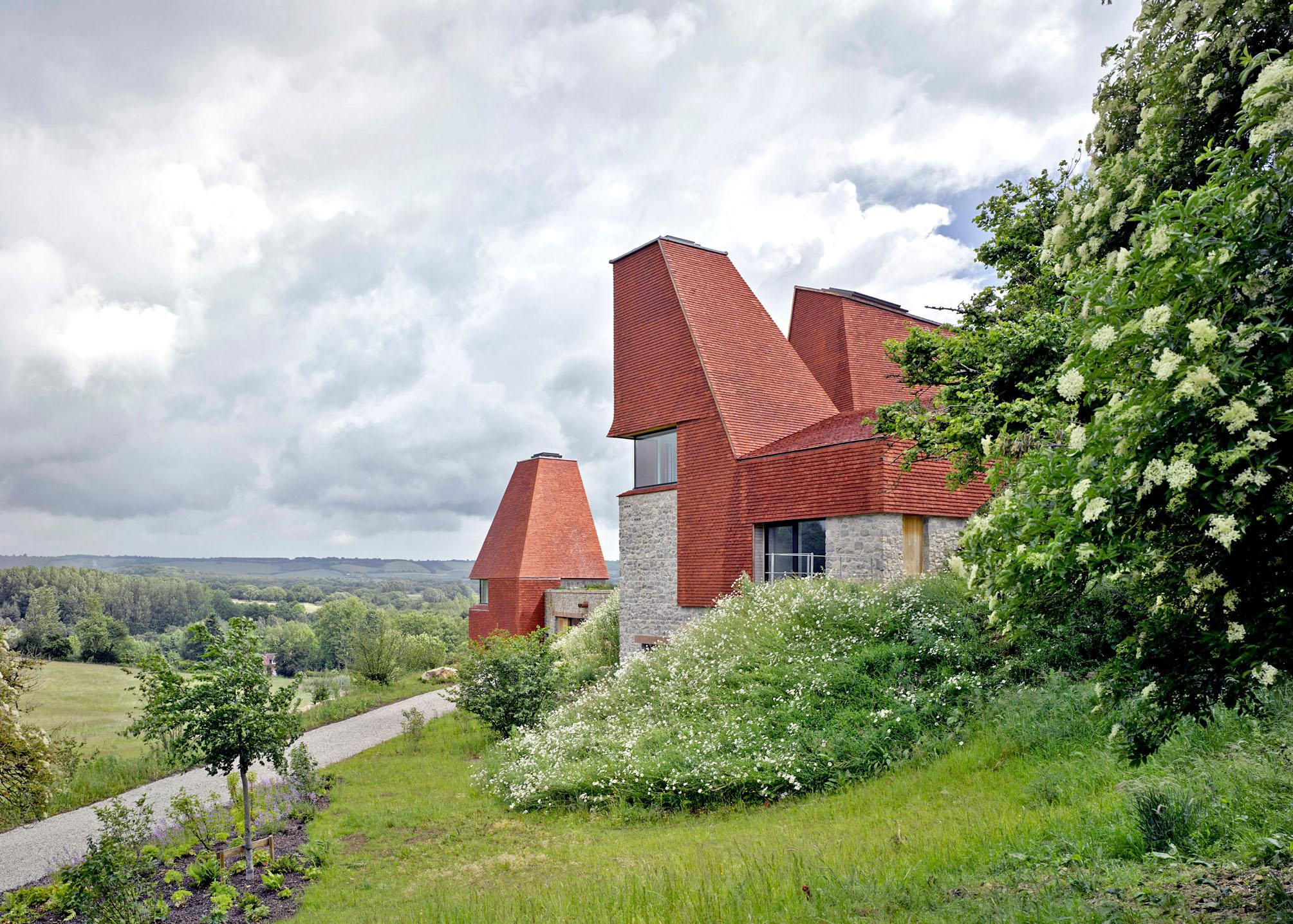 Caring Wood RIBA House of the year 2017