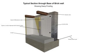 Cob Wall Damp Proofing 2