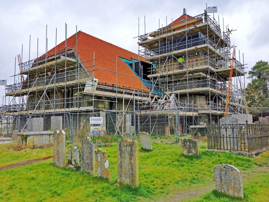 St Peters Church, Alresford