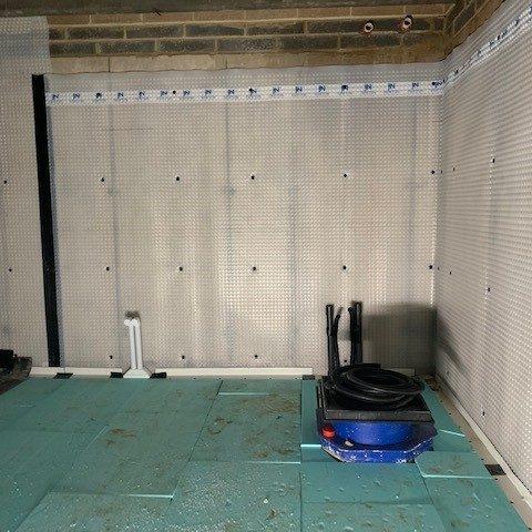 Bristol waterproofing