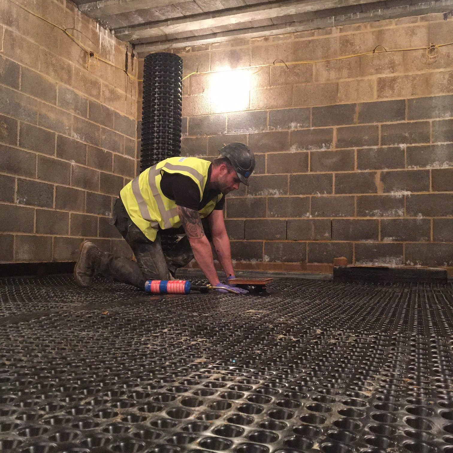 floor wateproofing