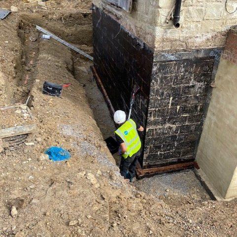 Remidial Waterproofing