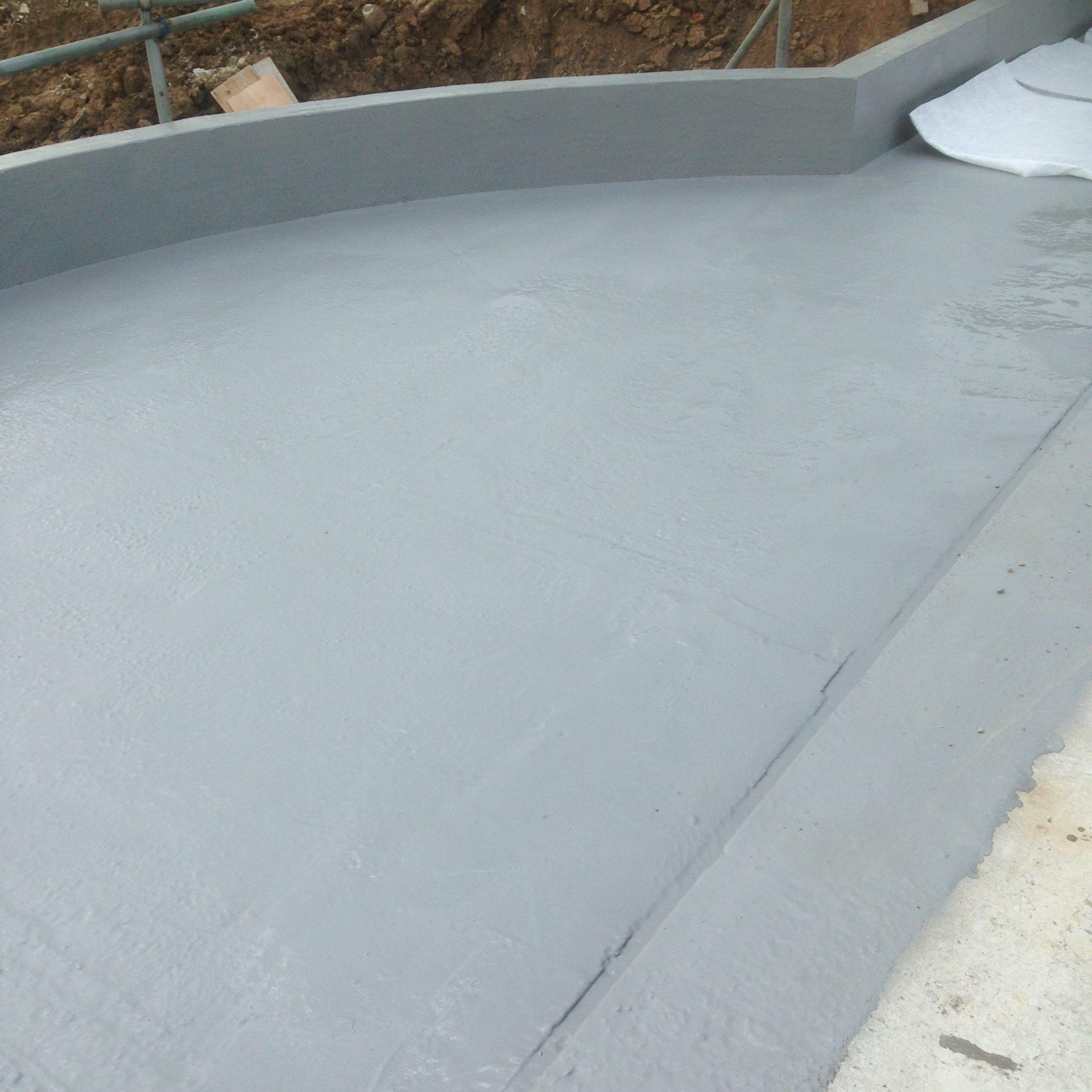 Deck waterproofing, Polyprufe