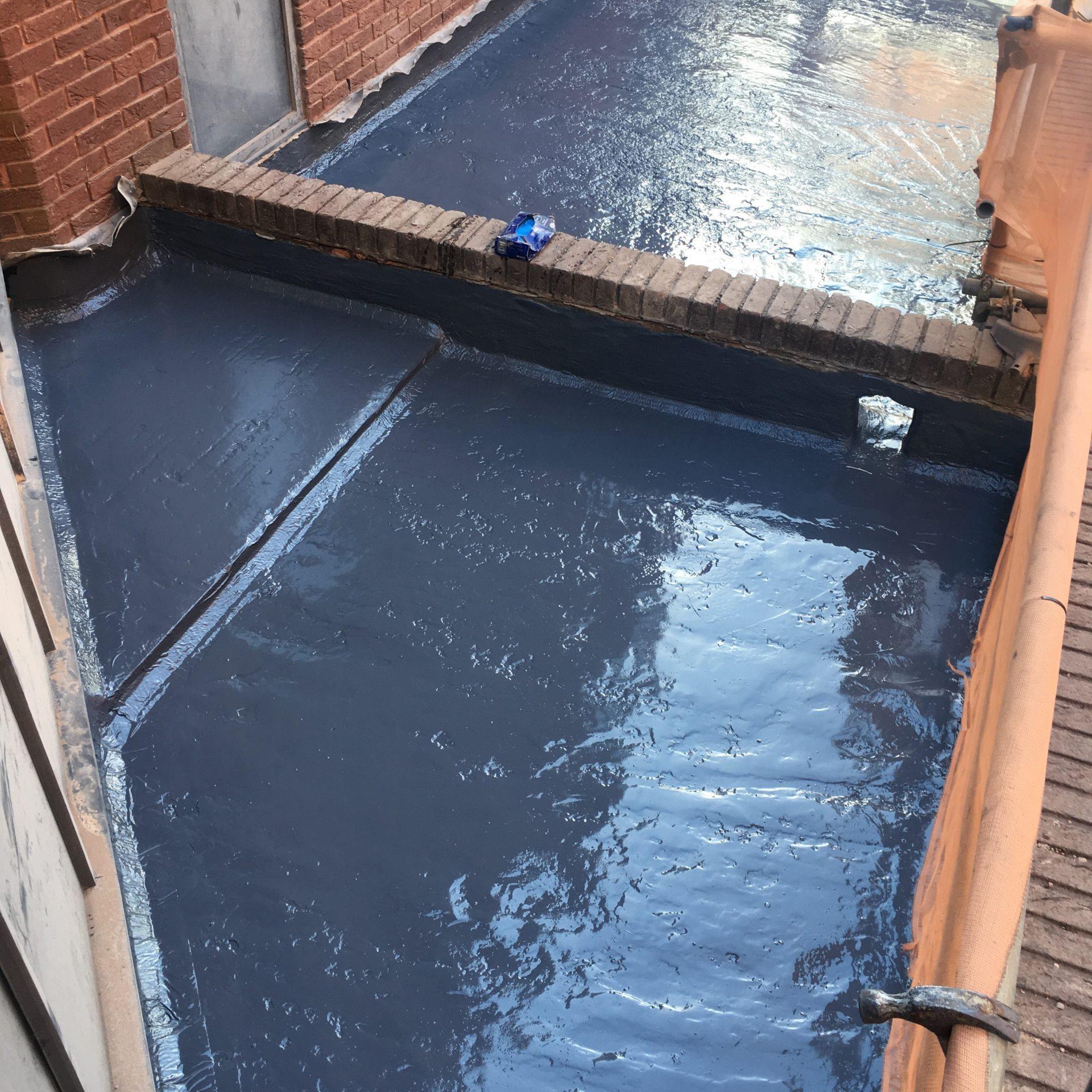 Deck waterproofing Exeter